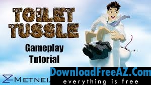 Download Free Toilet Tussle + (Unlocked) for Android