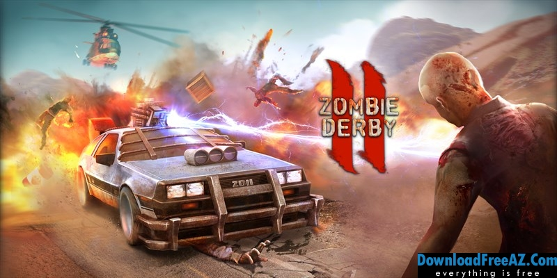 Download Zombie Derby 2 + (Mod Money) for Android