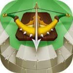 Download Grim Defender Castle & Tower Defense + Mod (a lot of money) for Android
