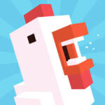 Download Crossy Road + (Unlocked/Coins/Ads-Free) for Android