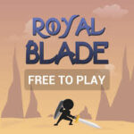 Download Royal Blade + (Mod Money Diamond) for Android
