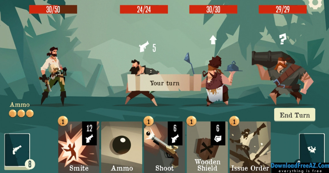 Download Pirates Outlaws + (gold coins prestige) for Android