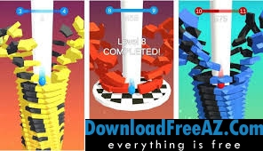 Download Stack Ball Break the Platform + (Unlocked) for Android